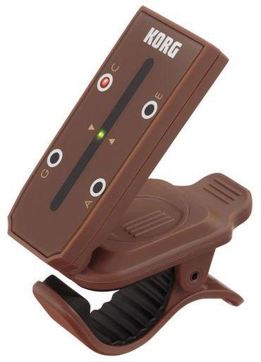 【中古】デジタル楽器 KORG ウクレレ用クリップチューナー headtune [HT-U1]
