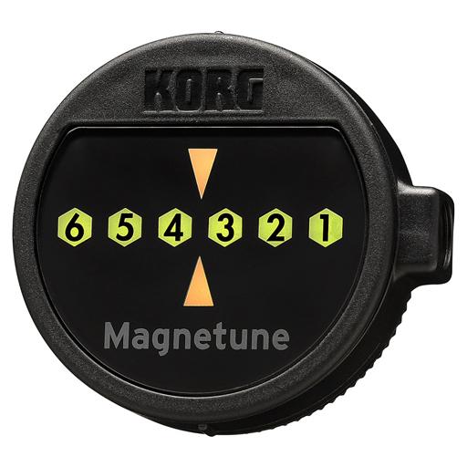【中古】デジタル楽器 KORG マグネット式ギターチューナー Magnetune [MG-1]