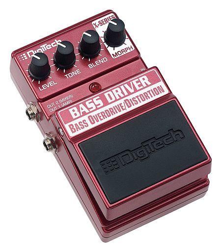 【中古】デジタル楽器 DIGITECH ベース用エフェクター X-SERIES BASS DRIVER