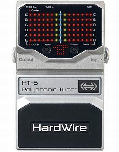 【中古】デジタル楽器 DIFITHCH HARDWIRE POLYCHROMATIC TUNER [HT-6]