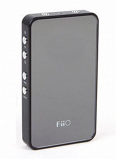 【中古】デジタル楽器 Fiio USB DAC+ポータブルヘッドホン・アンプ Fiio E7 [5010029]