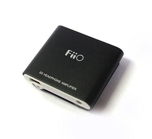 【中古】デジタル楽器 Fiio ポータブル・ヘッドホンアンプ Fiio E5 [5010027]