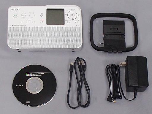 【中古】オーディオプレイヤー・コンポ ポータブルラジオレコーダー [ICZ-R50] (状態:箱欠品)