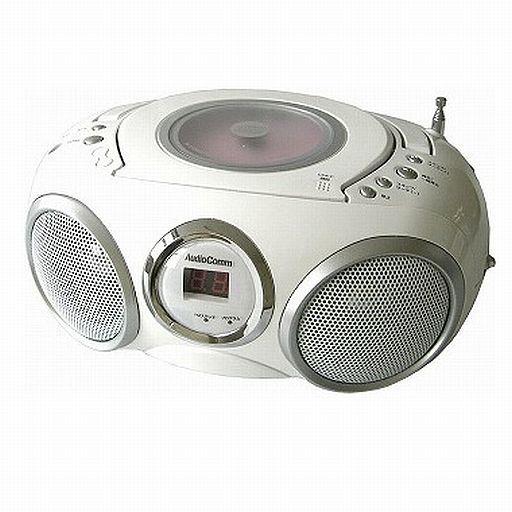 【中古】オーディオプレイヤー・コンポ ポータブルCDラジオ [RCD-R251Z] (状態:箱・説明書欠品)