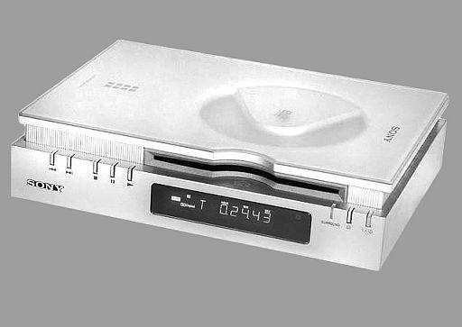 【中古】オーディオプレイヤー・コンポ ソニー CD/DVDプレーヤー ホワイト [DVP-F21(W)]