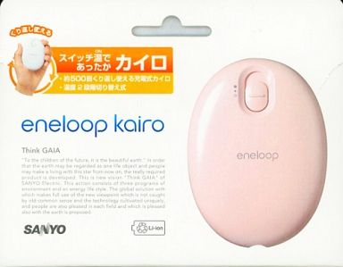 【中古】その他家電 充電式カイロ(eneloop kairo) (ピンク) [KIR-S3S(P)]