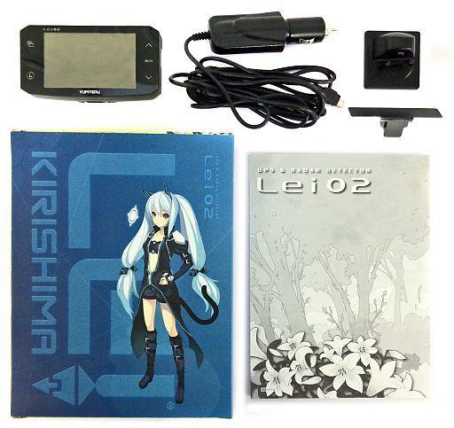 【中古】その他家電 GPS&レーダー探知機 霧島レイ モデル Lei02 [Lei02]