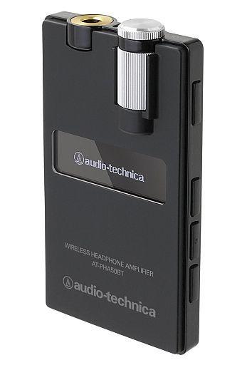 【中古】その他家電 Audio-Technica ワイヤレスヘッドホンアンプ (ブラック) [AT-PHA50BTBK]
