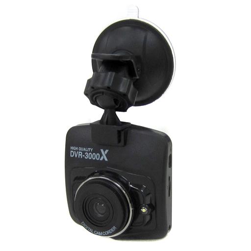 【中古】その他家電 トーシン産業 ドライブレコーダー2 (ブラック) [DVR-3000X]