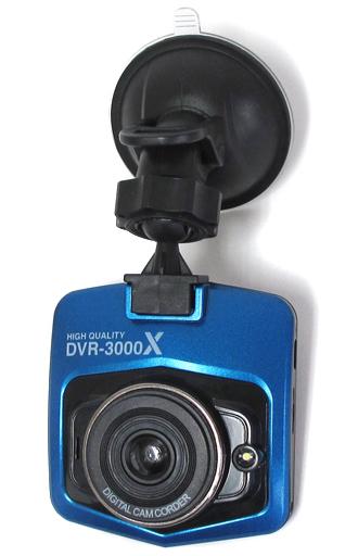 【中古】その他家電 トーシン産業 ドライブレコーダー2 (ブルー) [DVR-3000X]
