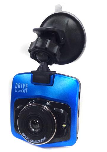 【中古】その他家電 ピーナッツクラブ デジタルドライブレコーダー (ブルー) [AH9862]