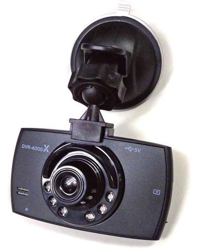 【中古】その他家電 トーシン産業 ドライブレコーダー3 (ブラック) [DVR-4000X]