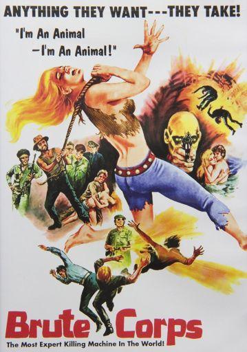 【中古】輸入洋画DVD Brute Corps[輸入盤]