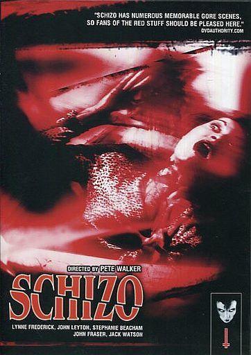 【中古】輸入洋画DVD SCHIZO[輸入盤]