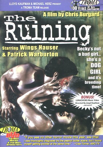 【中古】輸入洋画DVD The Ruining[輸入盤]