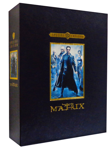 【中古】輸入洋画DVD ランクB)THE MATRIX SPECIAL EDITION[輸入盤]