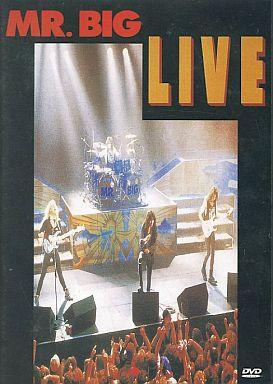 【中古】輸入洋楽DVD MR.BIG / Live (韓国輸入盤)