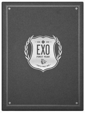 【中古】輸入洋楽DVD EXO / EXO FIRST BOX [輸入盤]