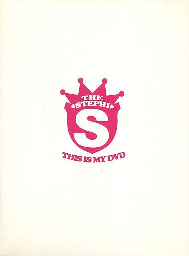 【中古】輸入洋楽DVD STEPHI / THE FIRST STEPHI DVD THIS IS MY DVD[韓国輸入盤]