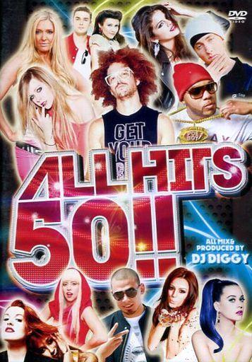 【中古】輸入洋楽DVD ALL HITS 50!![輸入盤]