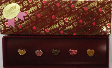 【中古】銀製品・指輪・アクセサリー(キャラクター) ダッフィー&シェリーメイ ピアスセット 「スウィート・ダッフィー2011」 東京ディズニーシー限定