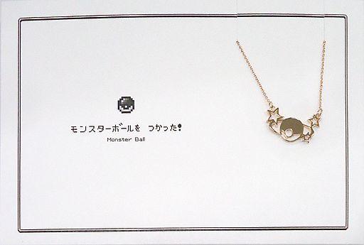 【中古】銀製品・指輪・アクセサリー(キャラクター) モンスターボール(PG) 5108ネックレス 「ポケットモンスター」 ポケモンセンター限定