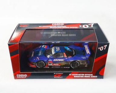 【中古】ミニカー 1/43 RAYBRIG NSX Fuji 300km.Race 東京中央 #100(ブルー×パープル) 「オートバックス SUPER GT500 2007シリーズ」 [44020]