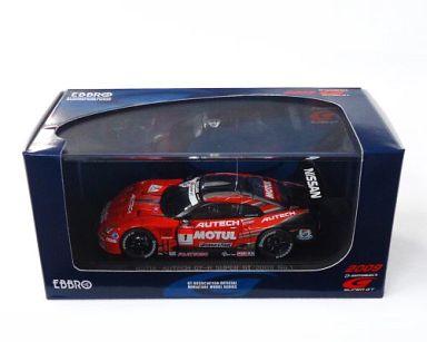 【中古】ミニカー 1/43 MOTUL AUTECH GT-R BRIDGESTONE #1(レッド×シルバー) 「オートバックス SUPER GT500 2009シリーズ」 [44172]