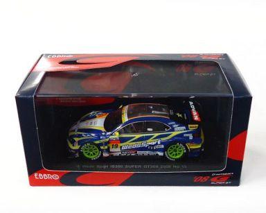 【中古】ミニカー 1/43 Weds Sport IS350 ADVAN #19(ブルー×イエロー) 「オートバックス SUPER GT300 2008シリーズ」 [44065]