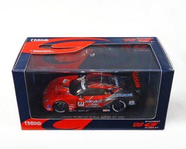 【中古】ミニカー 1/43 XANAVI NISMO GT-R Fuji TAMIYA #23(レッド×シルバー) 「オートバックス SUPER GT500 2008シリーズ」 [44127]