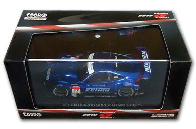 【中古】ミニカー 1/43 KEIHIN HSV-010 BRIDGESTONE #17(メタリックブルー) 「オートバックス SUPER GT500 2010シリーズ」 [44330]