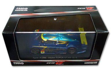 【中古】ミニカー 1/43 Apple K-ONE Shiden 菊正宗 #2(ブルー) 「オートバックス SUPER GT300 2010シリーズ」 [44421]