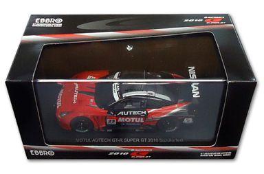 【中古】ミニカー 1/43 MOTUL AUTECH GT-R Suzuka test MICHELIN #23(レッド×ブラック) 「オートバックス SUPER GT500 2010シリーズ」 [44315]