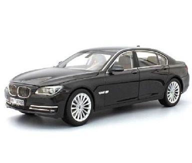 【予約】ミニカー 1/18 BMW 750LI F02 (ソフィストグレー) [KS08784SGR]
