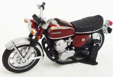 【中古】ミニカー 1/42 3.HONDA CB750FOUR(レッド×ブラック) 「ヨシムラism premium」 2012年 UCCキャンペーン品
