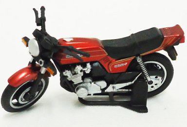 【中古】ミニカー 1/42 7.HONDA CB750F(レッド×ブラック) 「ヨシムラism premium」 2012年 UCCキャンペーン品