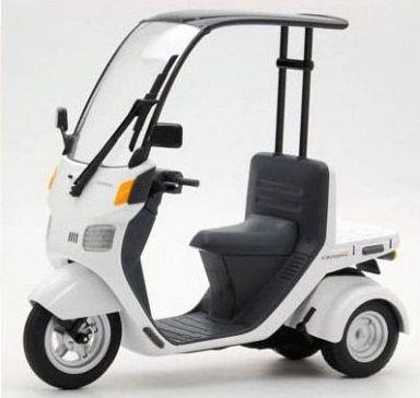 【中古】ミニカー 1/12 Honda ジャイロキャノピー 01標準車 [255734]