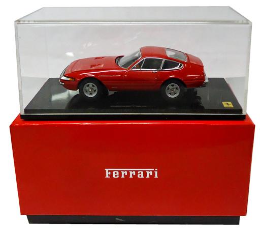 【中古】ミニカー 1/43 フェラーリ 365GTB/4 前期型(レッド) [05051R]