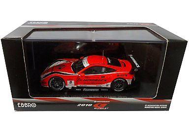 【中古】ミニカー 1/43 ARTA HSV-010 SUPER GT500 Panasonic #8(オレンジ×ホワイト) 「オートバックス SUPER GT 2010シリーズ」 [44327]