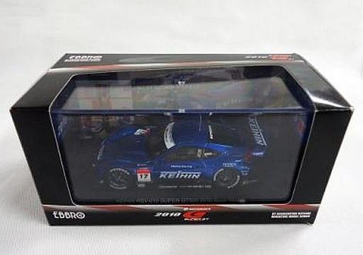 【中古】ミニカー 1/43 京浜 HSV-010 スーパーGT500 2010 菅生ウィナー #17(メタリックブルー) 「オートバックス SUPER GT 2010シリーズ」 [44425]