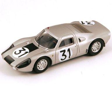 【中古】ミニカー 1/43 Porsche 904 No.31 10th Le Mans 1964 G.Koch/H.Schillrt [S3437]