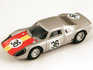 【中古】ミニカー 1/43 Porsche 904 No.36 5th Le Mans 1965 G.Fischaber/G.Koch [S3445]