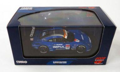 【中古】ミニカー 1/43 インパル カルソニック GT-R スーパーGT500 2009 第7戦 Fuji TAMIYA #12(ブルー) 「オートバックス SUPER GT 2009シリーズ」 [44233]