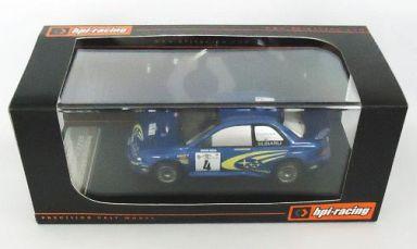 【中古】ミニカー 1/43 Subaru Impreza WRC'99 (#4) 2000 Safari [8638]