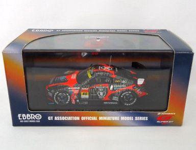 【中古】ミニカー 1/43 ドリームキューブ アドバン Z スーパーGT300 2005 #46(グレー×ピンク) 「オートバックス SUPER GT 2005シリーズ」 [43704]