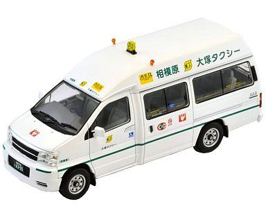 【中古】ミニカー 1/43 TL-N43-02C 日産エルグランド 大塚個人タクシー [244929]