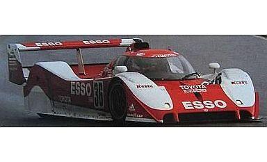 【中古】ミニカー 1/43 Toyota TS010 #36 1992 JSPC ダイキャストモデル [8570]