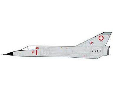 1/72 Mirage IIIS スイス空軍 第...