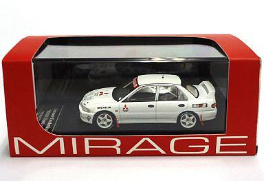 【中古】ミニカー 1/43 Mitsubisi Lancer Evolution 1992 Test car [8543]