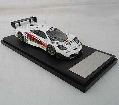 【中古】ミニカー 1/43 McLaren F1 GTR2000 JGTC #21(ZERO) 中谷明彦/一ツ山康 [8540]